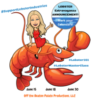 Lobster MASTERCLASS, MICHAEL-ANN ROWE, DR. BOB BAYER