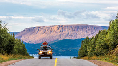 Newfoundland Labrador photography, Gros Morne