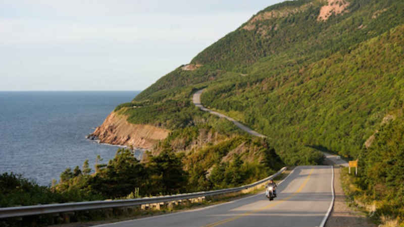 Cabot Trail, Nova Scotia, Canada, Biking, Trails, Hiking, Explore Canada