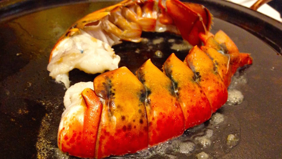 Lobster Tails, Grilled Lobster