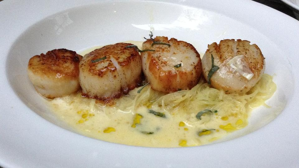 Put Your Best Fish Forward, Michael-Ann Rowe, Fishionista, #PYBFF, Scallops, Dry Scallops, Sustainable Seafood