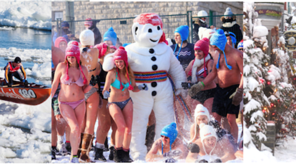 Quebec Carnival, Carnaval, Quebec City, Canada, Mardi-Gras, Winter Festival