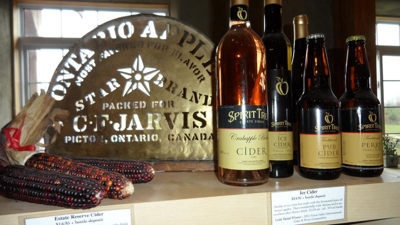 Apple Cider, Artisan Cider, Ontario, Canada, Off the Beaten Palate, Greenbelt, Golden Horseshoe